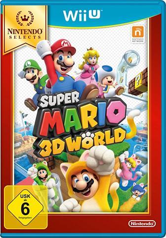 Super Mario 3D World Nintendo Selects ...
