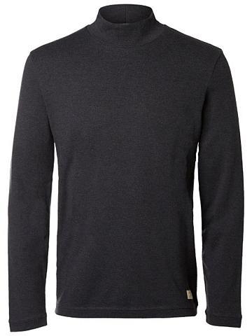 High-Neck Marškinėliai