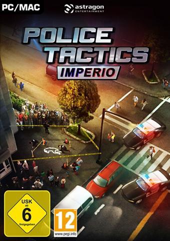 ASTRAGON PC - Spiel »Police Tactics: Imperio«
