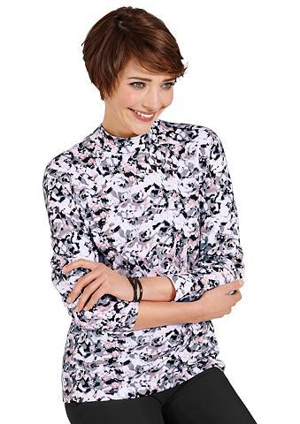 Marškinėliai im romantischem Blütendes...