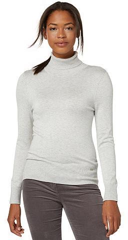 Megztinis »basic turtleneck sweater«