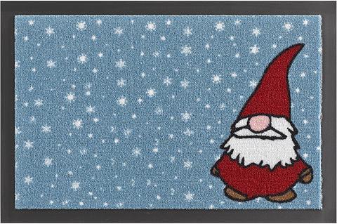 HANSE HOME Durų kilimėlis »Weihnachtswichtel« rec...