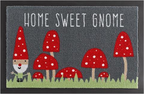 HANSE HOME Durų kilimėlis »Home Sweet Gnome« rech...