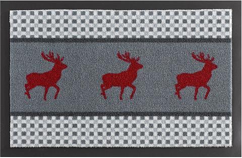 HANSE HOME Durų kilimėlis »Hirsch Deer« rechtecki...