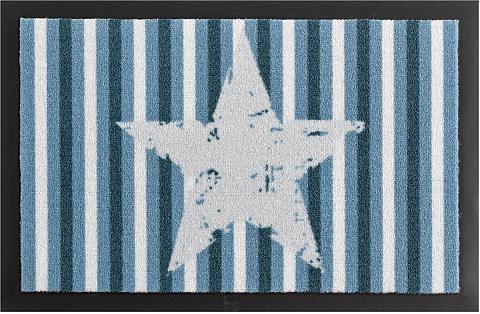 HANSE HOME Durų kilimėlis »Stars and Stripes« rec...