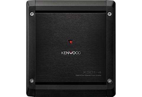 KENWOOD Stiprintuvas keturių kanalų »X3014«