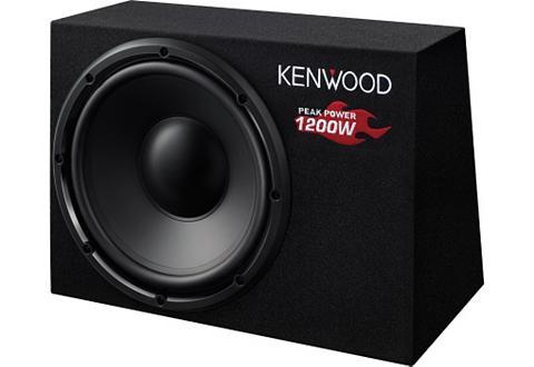 KENWOOD Žemų dažnių garso kolonėlė »KSCW1200B«...
