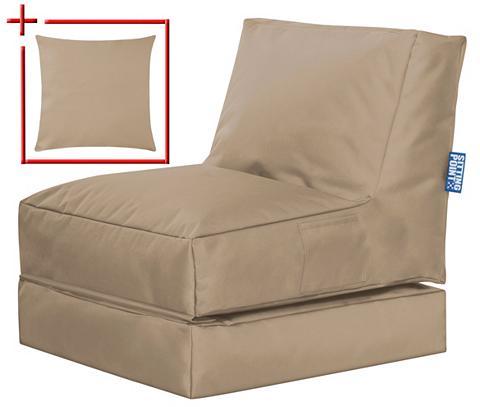 Sėdmaišis »SCUBA Twist « ir pagalvė