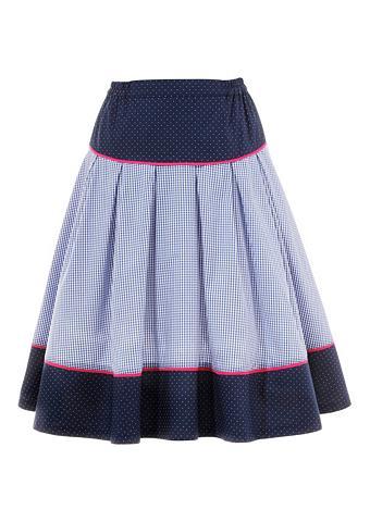 Tautinio stiliaus sijonas in frischer ...