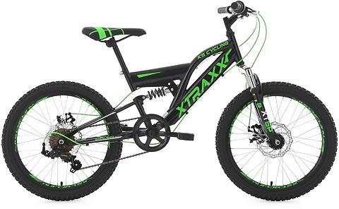 KS CYCLING Kalnų dviratis »XTRAXX« 7 Gang Shimano...