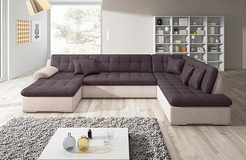 TRENDMANUFAKTUR Sofa patogi su miegojimo funkcija