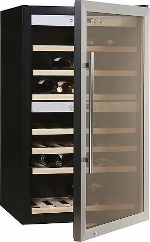 CASO DESIGN Vyno šaldytuvas »Wine Comfort 66« aukš...