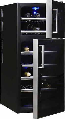 CASO DESIGN Caso Getränkekühlschrank 805 cm hoch 3...