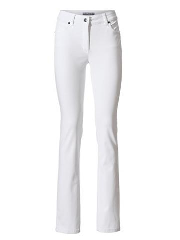 Siauri džinsai High-Stretch