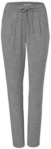 Sportinės kelnės su elastingas liemuo