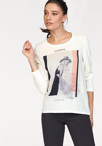 Marškinėliai ilgomis rankovėmis »Ragni...