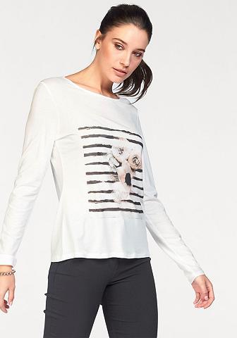 Marškinėliai ilgomis rankovėmis »Felic...