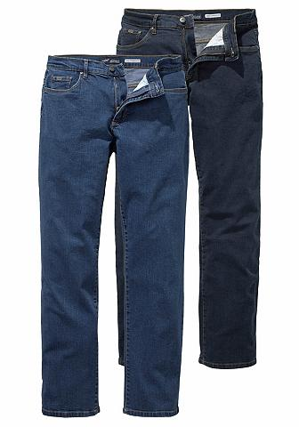 Arizona Stretch-Jeans »John« (Packung 2-tlg) S...