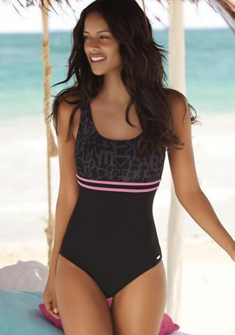 VENICE BEACH Maudymosi kostiumėlis su madingas logo...