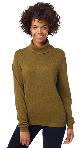 Megztinis »basic vėžlys neck pullover«...