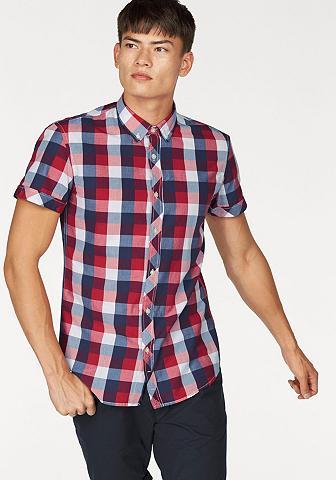 TOM TAILOR DENIM Tom Tailor Džinsai marškiniai trumpom ...