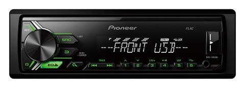 PIONEER 1-DIN auto magnetola »MVH-190U...