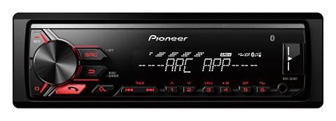 PIONEER 1-DIN auto magnetola