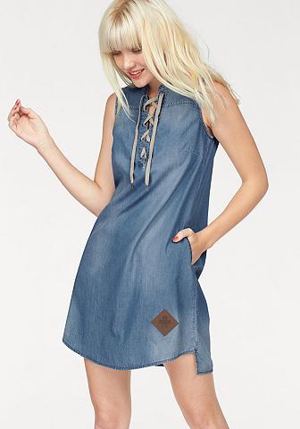Kanga ROOS džinsinė suknelė