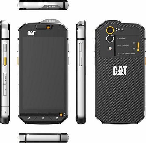 CAT S60 Išmanusis telefonas ir FLIR-Wärmeb...
