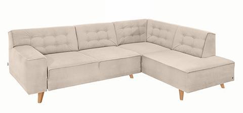 TOM TAILOR Kampinė sofa su Kojų kėdutė »NORDIC CH...