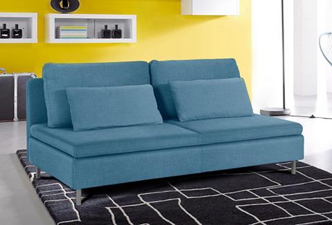 Trivietė sofa be porankiais