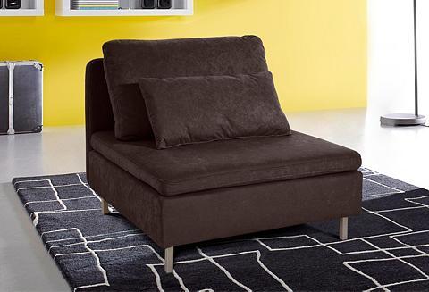 Fotelis be porankiais