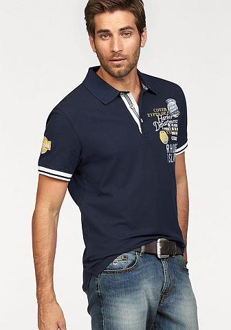 RHODE ISLAND Polo marškinėliai »Piqué Qualität«