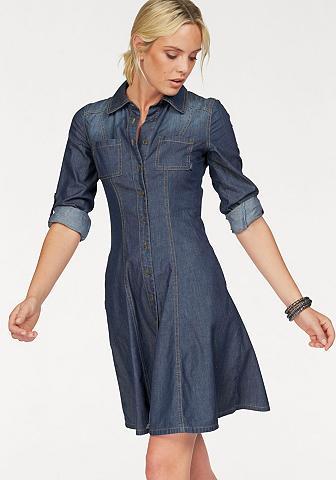 ARIZONA Džinsinė suknelė