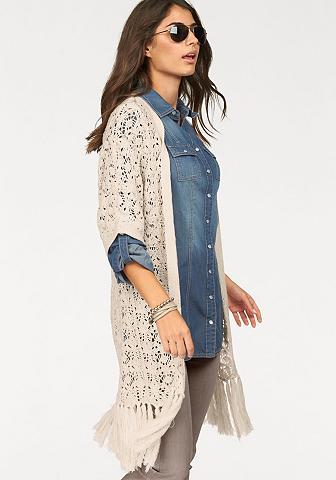 Ažūrinis megztinis