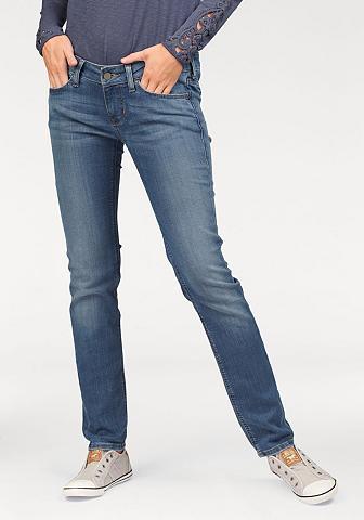 Džinsai su 5 kišenėmis »Gina Skinny«