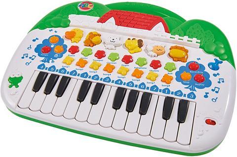 Muzikinis žaislas »ABC Tierkeyboard«