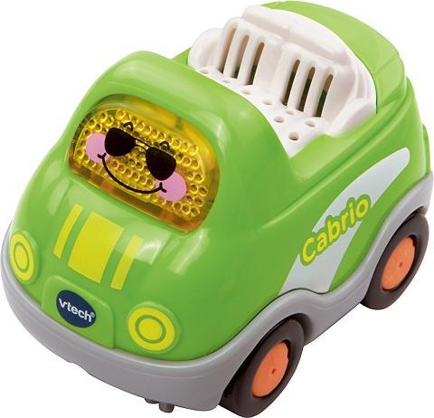 Žaislinis automobilis su lemputė ir ga...