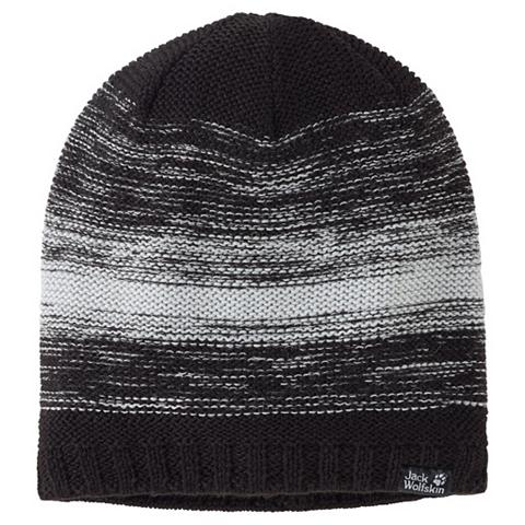 JACK WOLFSKIN Megzta kepurė »COLORFLOAT KNIT CAP«