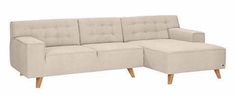 Kampinė sofa su gulimasis krėslas »NOR...