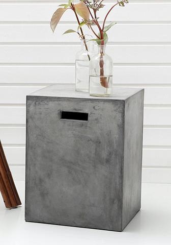 Kojų kėdutė »Cement« 46 cm hoch