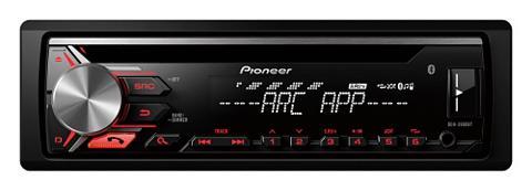 PIONEER_HIFI PIONEER 1-DIN Auto magnetola »DEH-3900...