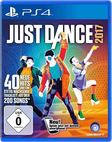 Just Dance 2017 Play Stovas 4