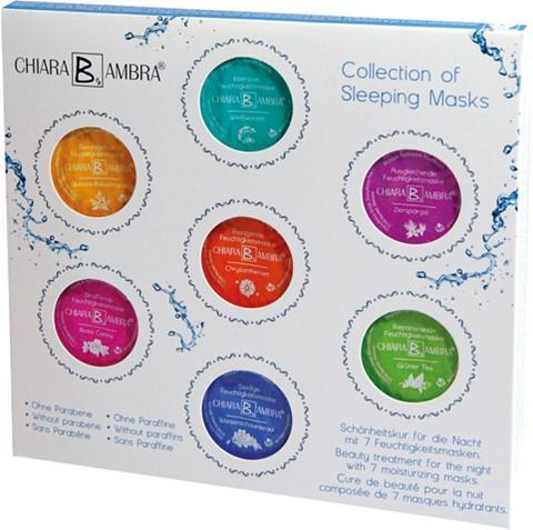 »Schlafmasken« Gesichtspflege-Set