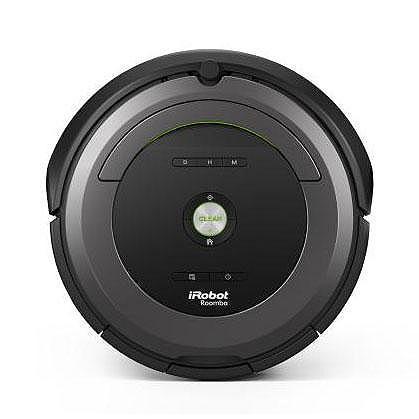 IROBOT Dulkių siurblys-robotas Roomba 681 beu...