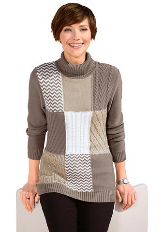 Megztinis im grafischen dizainas