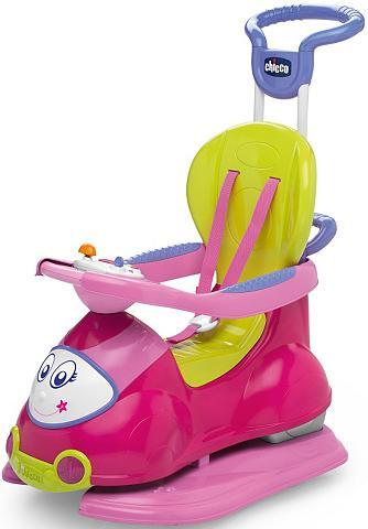 ® 4in1 Stumiamas paspirtukas-vežimėlis...