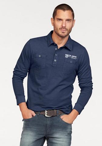 ARIZONA Polo marškinėliai ilgomis rankovėmis
