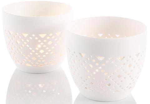 Žvakidė rinkinys 4 vienetai