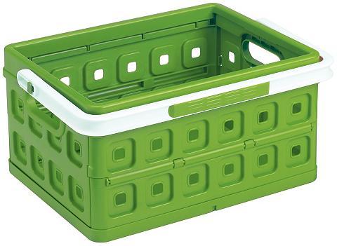 SUNWARE Pirkinių krepšys »Klappbox 24 Liter« 2...